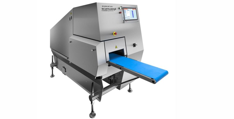Scanvaegt's New ScanCut SC300 Portion Cutter