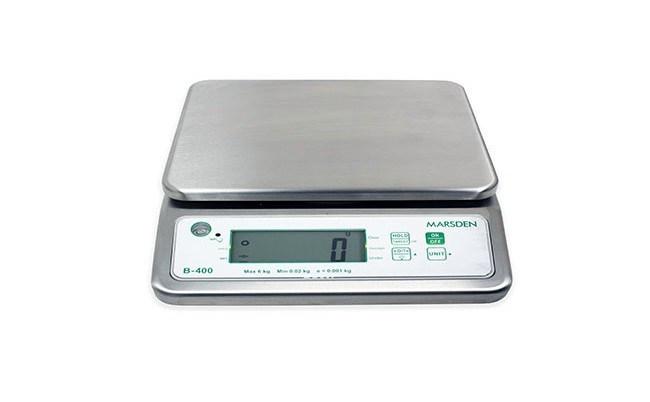 New Marsden B-400 Bench Scale