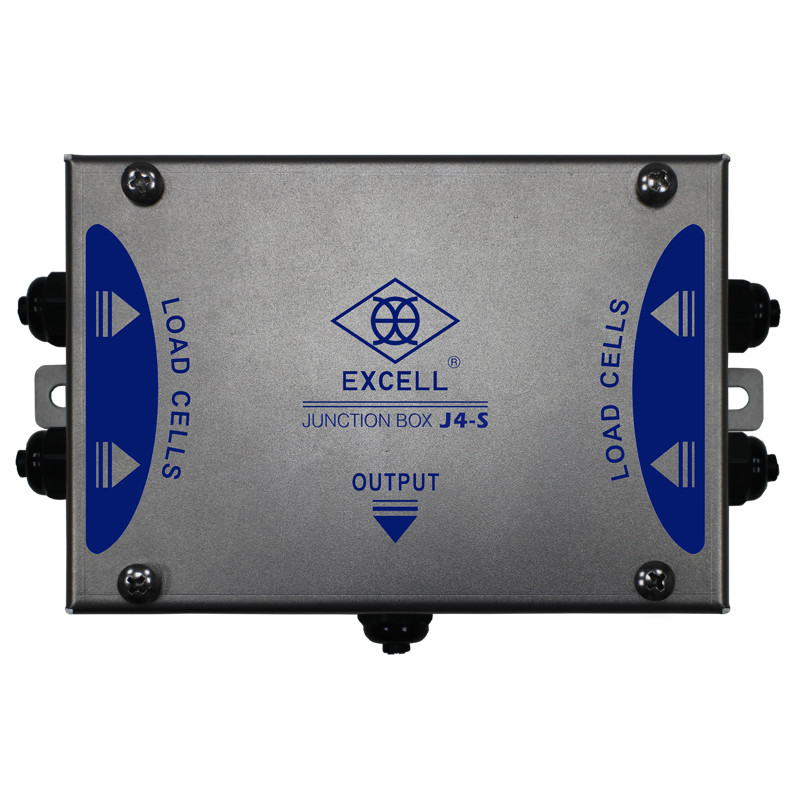 EXCELL Introduces J4-S IP67 Waterproof 4-Channel Stainless Steel Junction Box