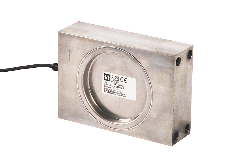 DIGI SENS' New SNC 1500 and 7500Kg Load Cell