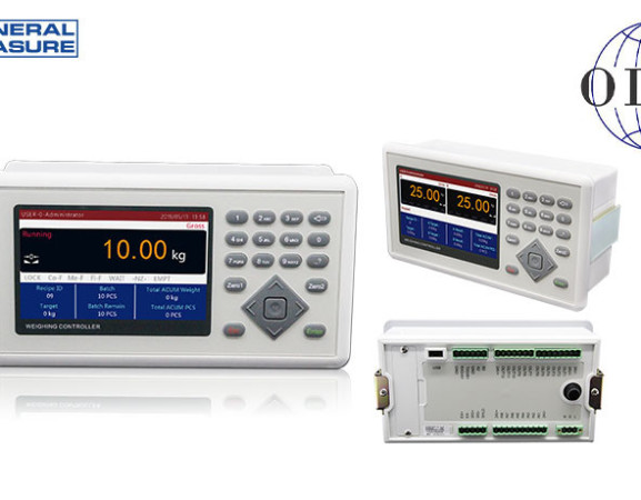 OIML Certificate Approval for General Measure's Weighing Controller M04
