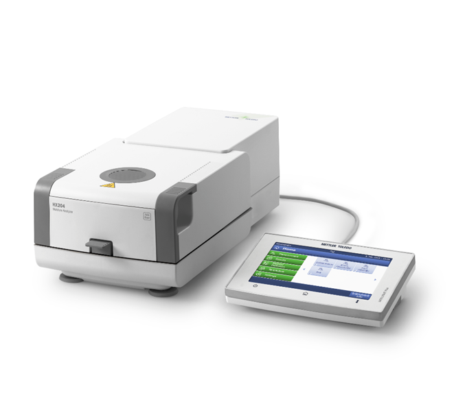 Reduce Measurement Time by 80 Percent with New Moisture Analyzer Function QuickPredict