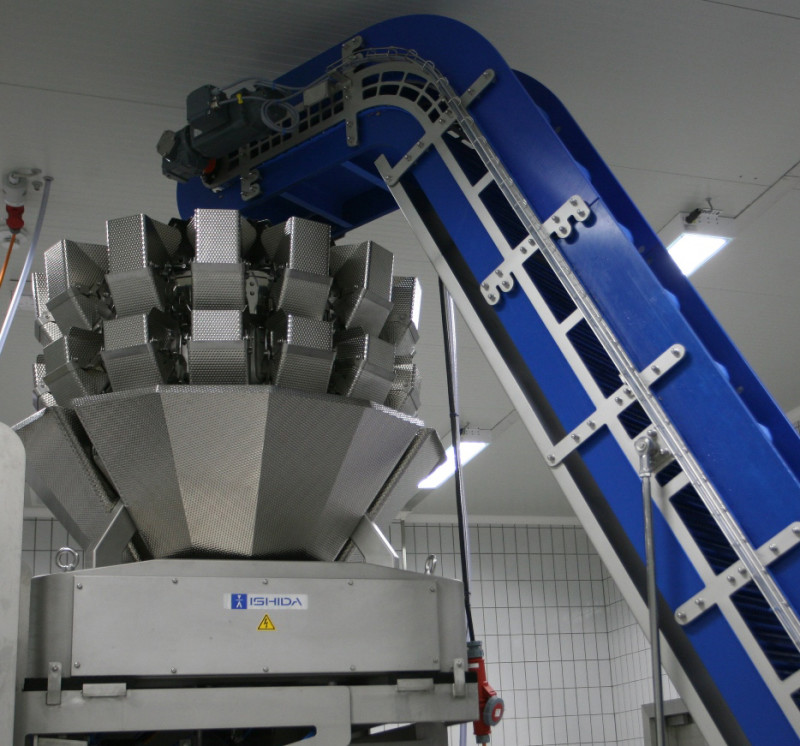 Multihead Weigher Helps Amidori to Grow