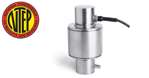 Mod. 740 Load Cell from Utilcell is now NTEP Certified