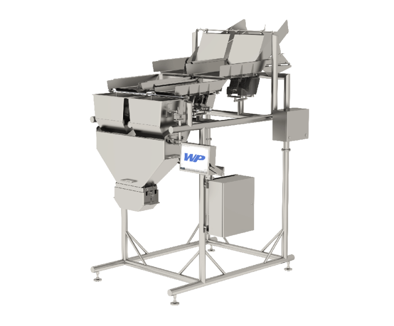 WeighPack Delivers New USDA Sanitary Weigh Filling Machine