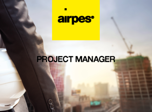 Job Offer by Airpes - Project Manager
