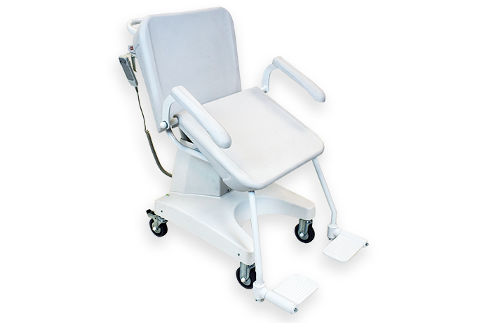 Stand assist: The new Marsden M-250 can help improve patient care