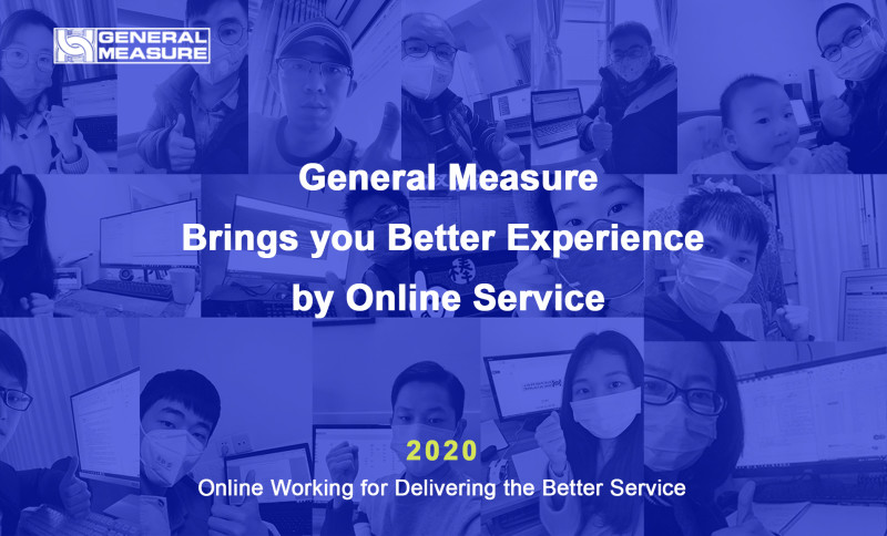 General Measure brings the Online Service to Client