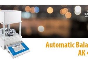 Automatic Balance for Filter Weighing – RADWAG AK-6 4Y.F