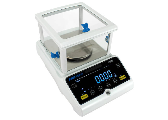 Adam Equipment Debuts New Luna Precision Balances