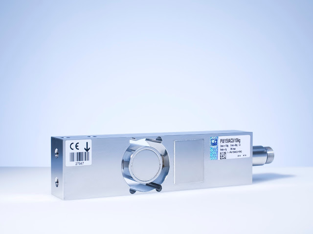 New PW15iA Digital Load Cell from HBM