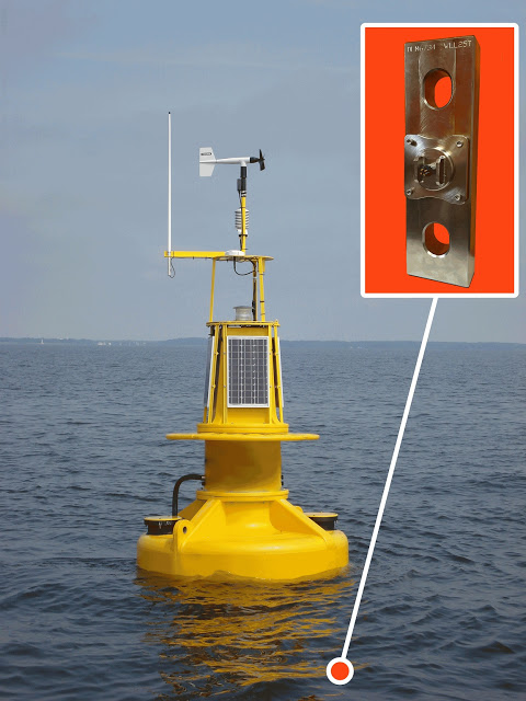 DLM Launch Subsea Data Logging Tensile Link