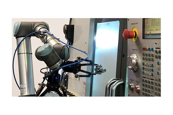 New Collaborative Robot at UTILCELL Load Cell Production