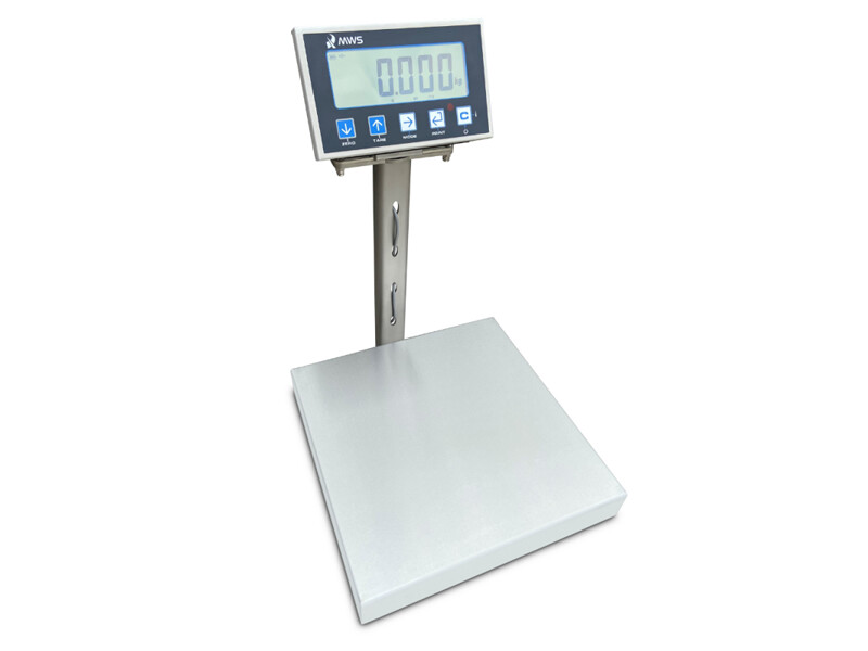 MWS Weighing Solutions announces new range of British-made Salus Bench Scales