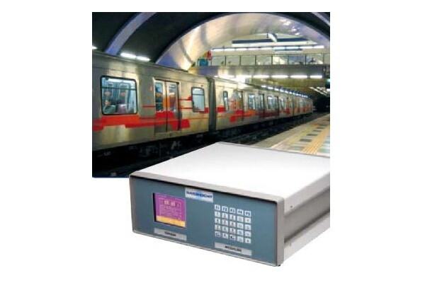 Avery Weigh-Tronix Passenger Counting System Optimises Service for Santiago Metro