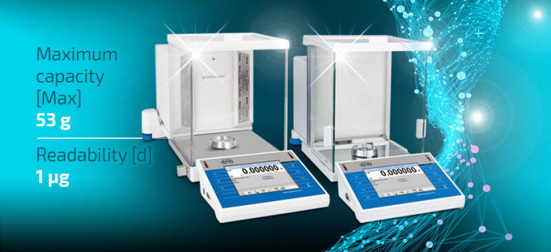 New Microbalances in RADWAG Product Range