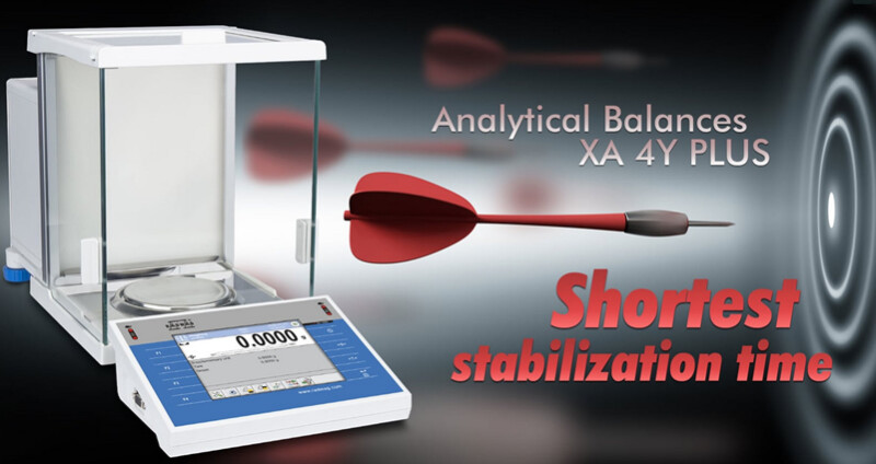 RADWAG Analytical Balances Are Now the Fastest