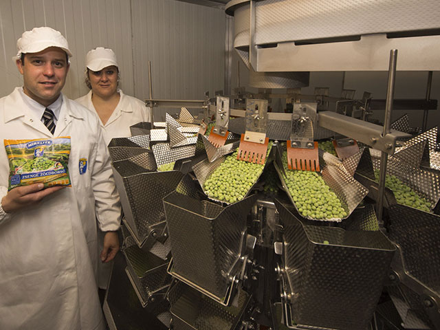 Ishida Multihead Weigher Helps Frozen Products Reach a Worldwide Market