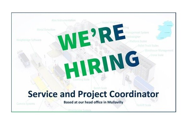 Job Offer by GlobeWeigh - Service and Project Coordinator