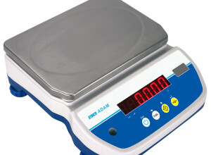Adam Equipment's New Aqua Washdown Scale Offers Effortless & Accurate Weighing for Rigorous Applications