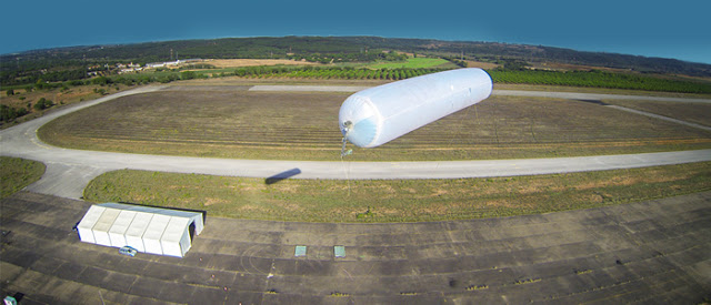 Omnidea use Zemic H3G S-type Load Cells to capture high altitude wind energy