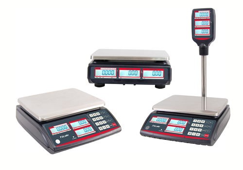 T-Scale's New WTP/WSP series Price Computing Scales
