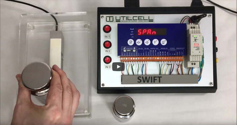 New Video from UTILCELL - SWIFT Configuration and Mass Calibration