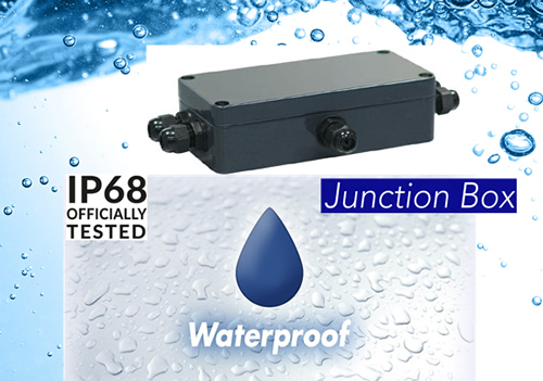 EXCELL Junction Boxes Gain IP68 Waterproof Certificate