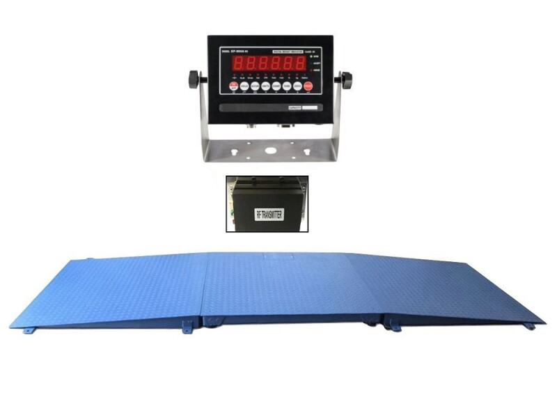 Selleton Scales introduced their Wireless Floor Scales