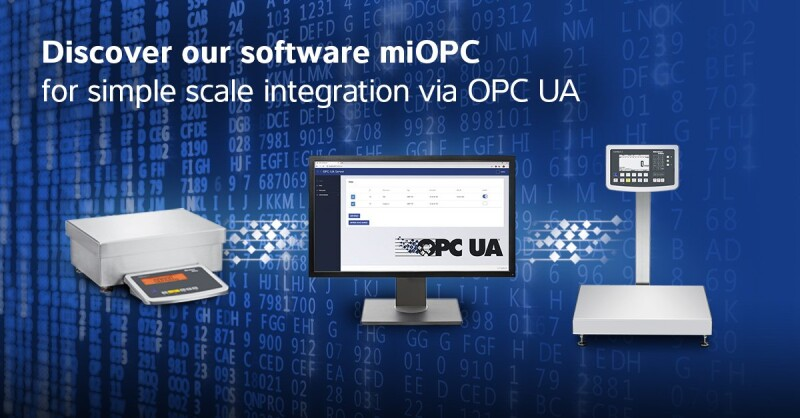 Discover Minebea Intec Software miOPC for Simple Scale Integration Via OPC UA