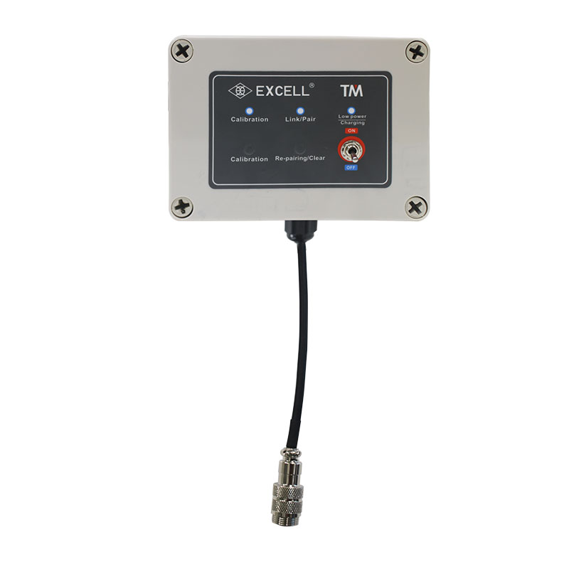 EXCELL Launches TM Wireless Transmitter for Platform Scales