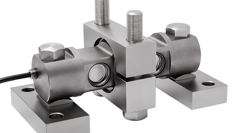 New Double Shear Beam Load Cell and Mounting Accessory from Laumas Elettronica
