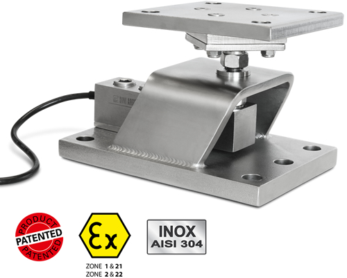 New AISI 304 stainless steel Mounting Kit from Dini Argeo