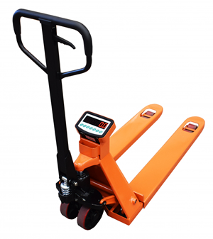 Marsden Weighing Group's New Pallet Truck Scales