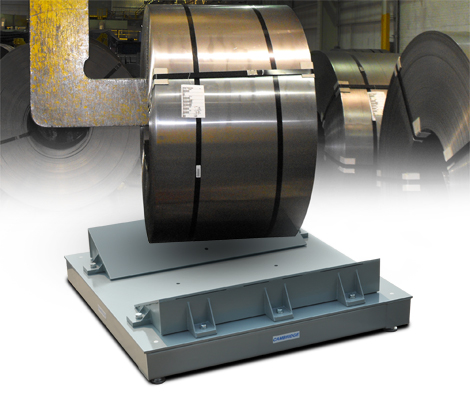 Introducing the LL-FT-Coil or Straight Weighing Concentrated Load Bases from Cambridge Scale Works