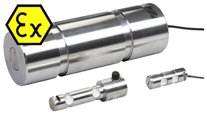 New Certification ATEX for Utilcell Pin Load Cell