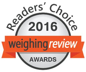 Welcome to the Weighing Review Awards 2016