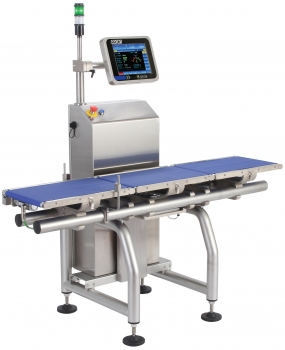 Doran Scales Introduces In-Motion Checkweigher