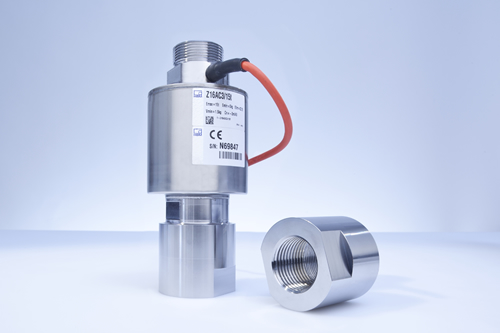 HBM's Rugged Load Cell for precise weighing of suspended loads