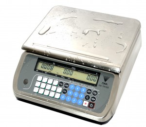 Marsden Introduced the DS-781SS Waterproof Retail Scale