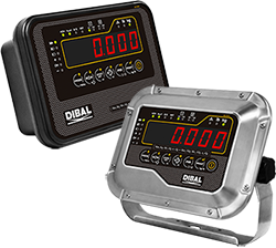 New DMI-610 Series Weight Indicators from Dibal
