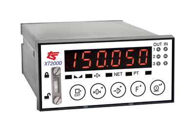Thames Side launches the Panel Mounted XT2000 Indicator and High Speed Weight Transmitter