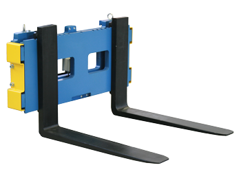 Dini Argeo's New LTW Weighing System for Forklift Trucks