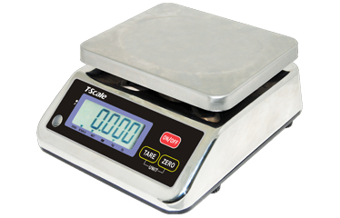 T-Scale Stainless Steel Waterproof Scale S29 has passed NTEP Approval