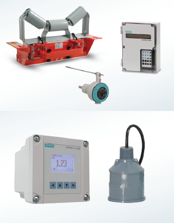 Coming full circle with Ultrasonic and Weighing Technologies from Siemens