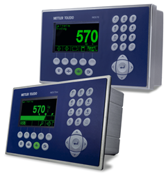 Mettler Toledo's New IND570 Industrial Terminal for Weighing in Any Environment