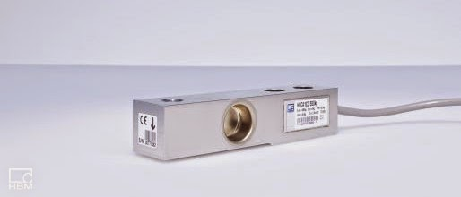 HBM's New HLC legal-for-trade Load Cell for the small measuring range of 110 kg