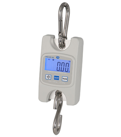 PCE Instruments launches their New Crane Scale PCE-HS
