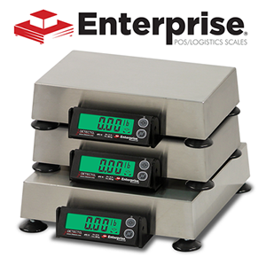 3 Additional New Enterprise® Retail PoS Scale Models from Detecto Scale