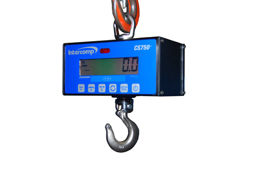Intercomp's New and Improved CS750™ Crane Scale